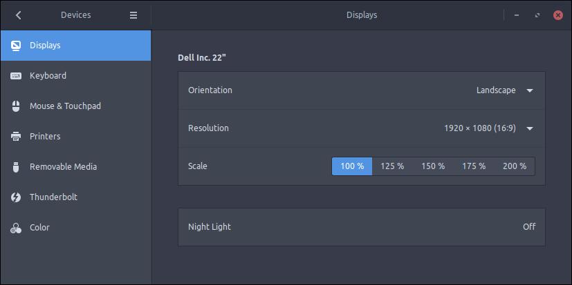 HiDPI support on Ubuntu 19 04